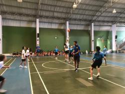 แข่งขันกีฬาสัมพันธ์ครั้งที่ 15 - ฟุตบอล(ปฐมวัย) - แชร์บอล(ป.4-6)