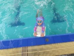 ว่ายน้ำ Swimming